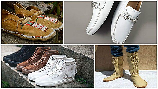 """История Мокасин  """"Не судите о человеке до тех пор, пока не проходите две луны в его мокасинах""""                                                                                         Поговорка американских индейцев                 Мокасины - мягкая, комфортная и удобная обувь, сделанная из цельного куска кожи, закреплённого наверху сухожилиями. В своём самом наиболее популярном традиционном варианте U-образный язык обуви закрепляется шнурком на щиколотке, защищая ногу от проникновения внутрь…"""