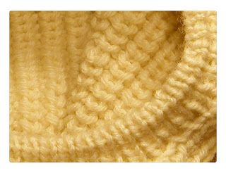 TECHknitting: Tubular cast off (it's pretty).  Just saw a pattern that called for this!