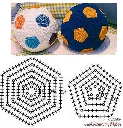 ballons au crochet   pattern