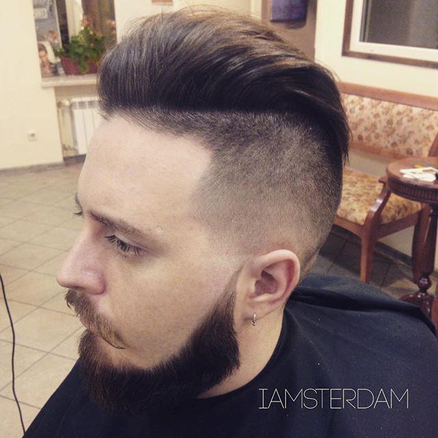 Стрижка от мастера Александры ! @alexander.jurgen.brandes  #menshair #стрижка #борода #барбершоп #барбер #barbershop #barbersinctv #barber #barbershopconnect #iamsterdamspb #spb #спб #стрижкаспб #салонспб #салонкрасотыспб
