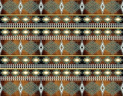 "Check out new work on my @Behance portfolio: ""Southwestern navaio tribal pattern"" http://be.net/gallery/54913773/Southwestern-navaio-tribal-pattern"