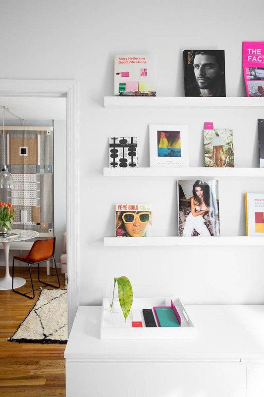 How To Store Books Home Bookshelf Display Alternatives