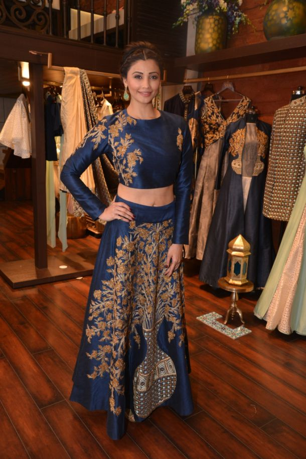 Daisy Shah in Istanblu by Sonam and Paras Modi
