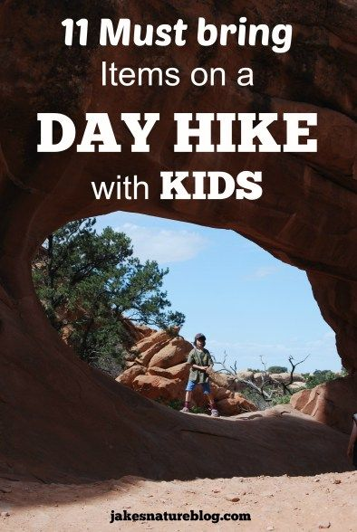 This great list of stuff to pack for a hike will make it easy for me to bring everything next time I go for a hike.