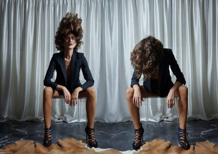 Photo George Savvoulidis  Creative Director Tony Vernis Make up & hair Apostolos Marinopoulos Model Euaggelia Koutalidou Ace models