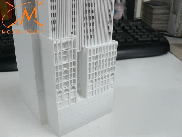 1:500 White Architectural Model by Modelcraft (NSW) Pty Ltd - 13041