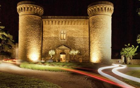 Chateau de Massillan - Vaucluse, Provence