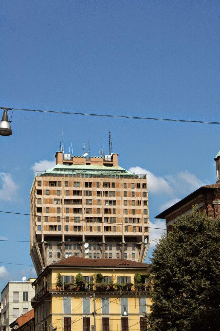 Milano, Torre Velasca