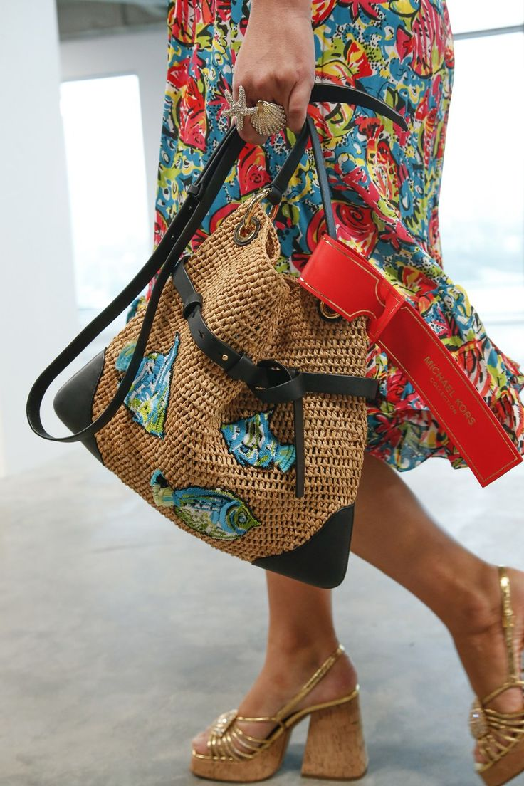 Michael Kors Collection Spring 2019 Ready-to-Wear collection, runway looks, beau…