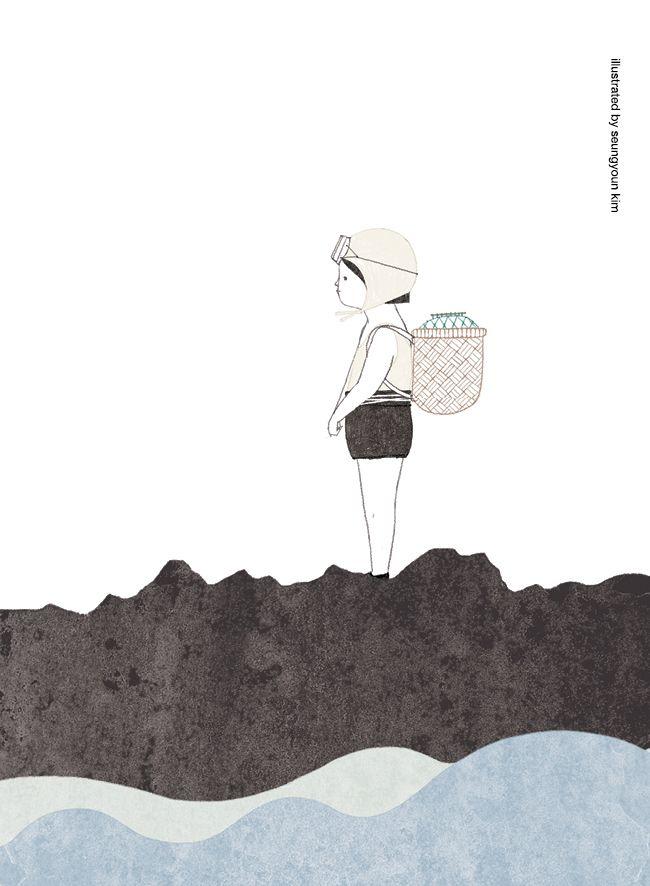 """illustration for book store """"sosimhan"""" on Behance"""