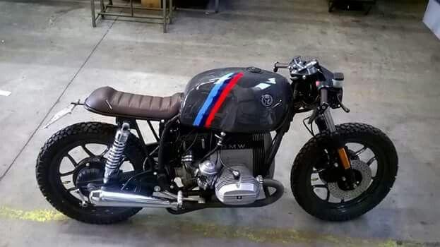 "BMW R65 ""RONIN"".....COMECO CUSTOM"