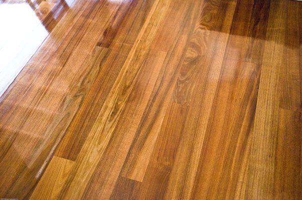 Tasmanian Blackwood Flooring