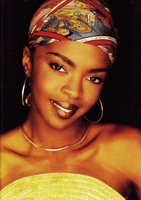 Beauty, Lauryn Hill