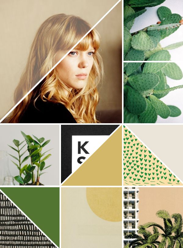 Moodboard design inspiration!