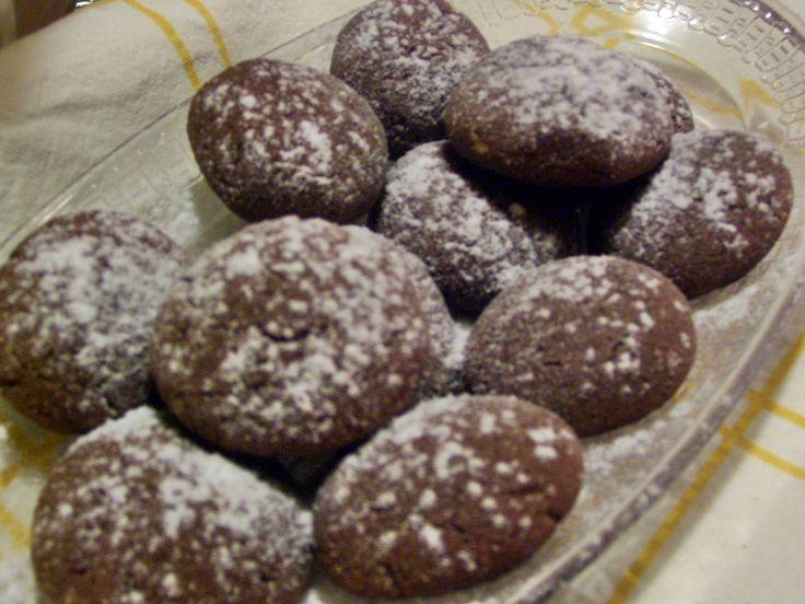 Biscotti alla nutella  senza glutine