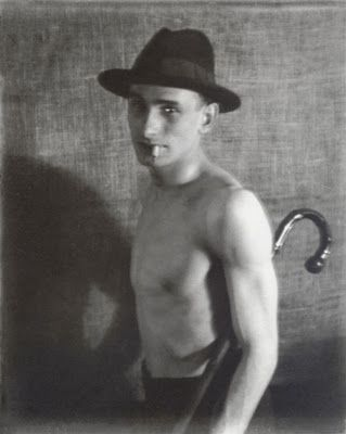 Marcel Duchamp by Man Ray