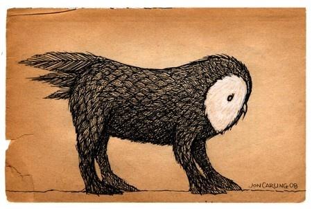 Land Owl: Endless Illustrations, Carl Stuff, Jon Carl, Land Owl, Art Inspiration, John Carl, Owl Walks, Owl Www Etsy Com Shops Joncarl, Earthy Palettes