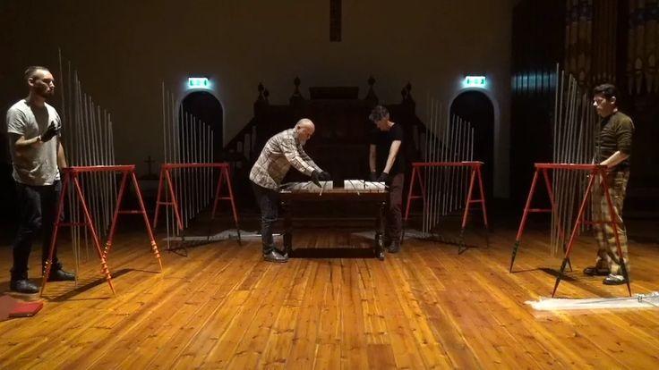 Overtone Ensemble at Inland. November 2016 on Vimeo