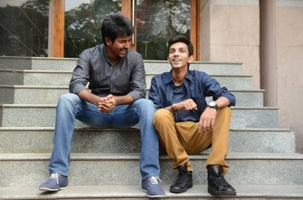 Sivakarthikeyan and Anirudh chip in for Vivek