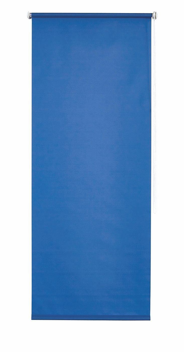 Technische Daten:  Die Alu-Rollowelle hat einen Durchmesser von 16 mm. Die angegebene Bestellbreite ist das Wellenmaß, das Stoffmaß ist ca. 3,5 cm schmaler., Die Zugkette kann wahlweise rechts oder links montiert werden.,  Ausführung:  Seitenzugrollo: Seitenzugrollos sind stufenlos verstellbar. Die Höhenregulierung erfolgt über eine Zugkette die wahlweise rechts oder links montiert werden kann....