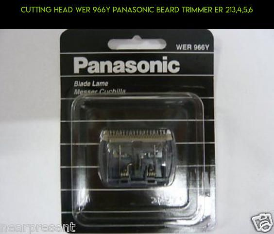 cutting head WER 966Y Panasonic Beard trimmer ER 213,4,5,6 #beard #camera #trimmers #gadgets #technology #products #shopping #tech #parts #plans #racing #drone #fpv #kit