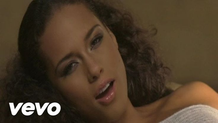 Alicia Keys - No One (can get in the way of what i'm feeling for you)