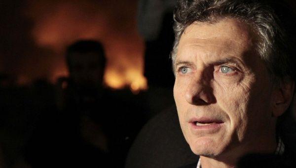 Aprobación de Macri cae y suben las protestas en su contra