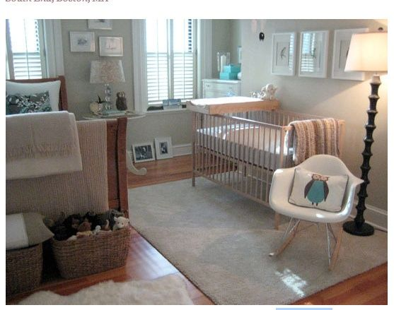 20 best images about nursery and guest room on pinterest for Master bedroom with attached nursery