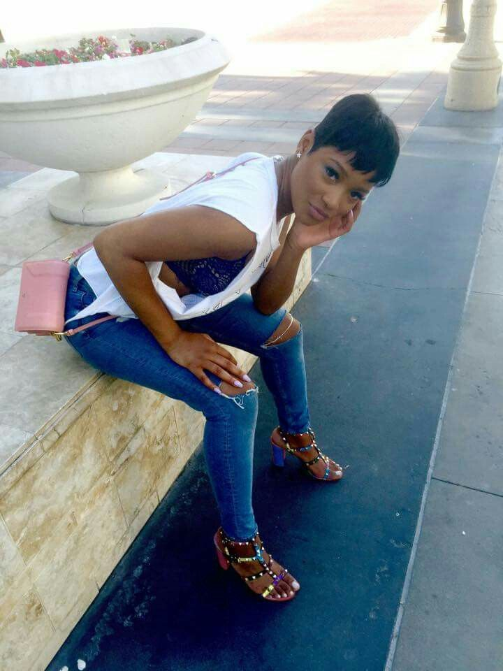 Keke Palmer Cute Short Cut Future Pixie Cut Pinterest