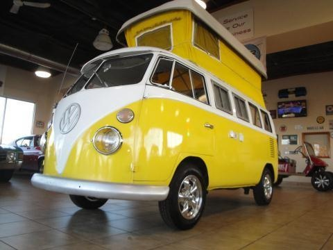 AutoTrader Classics - 1967 Volkswagen Vans Van Yellow Other Manual 2 wheel drive | Classic Trucks | DeWitt, IA