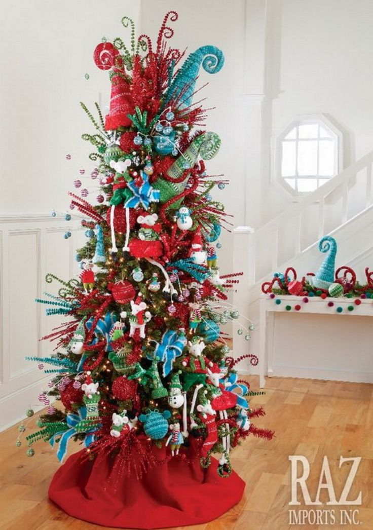5395 best Christmas Tree images on Pinterest | Xmas trees, Holiday ...
