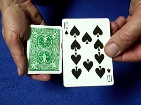 AweSUM 10 - Beginner Math Card Trick Tutorial - Mathematical Card Trick Revealed - The Card Trick Teacher