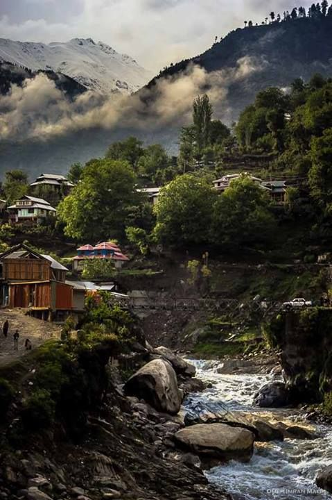 Neelum Valley, Pakistan #Architects #Construction #Architecture  http://www.arcon.pk/contact-us