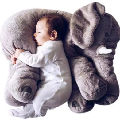 Super soft Elephant Pillow.