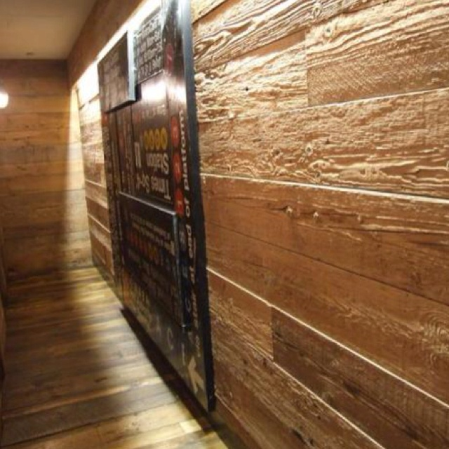 Reclaimed Barn Wood Interior Siding Home Design Ideas Pinterest Interiors Woods And Barn Wood