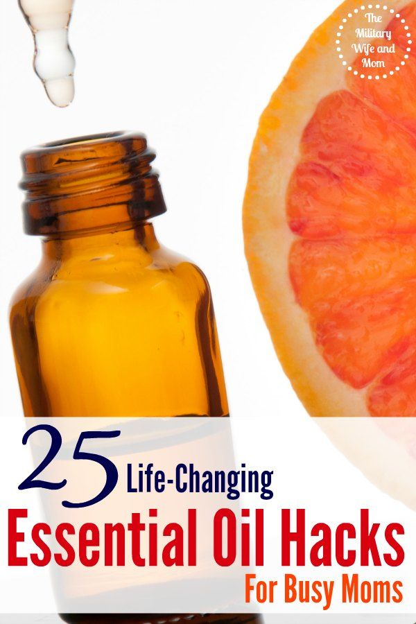 Every wonder if essential oils live up to the hype? Here are 25 ways essential oils can change your everyday life!