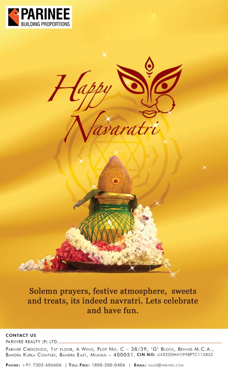 ideas about happy navratri diwali rangoli parinee realty wishes you all a very happy navratri parinee com navratri2016