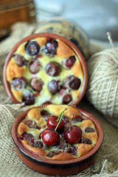 meilleur clafoutis aux cerises: Clafoutis de christophe felder