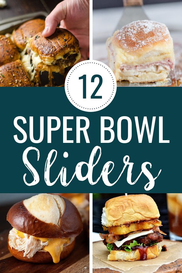 12 Slider Appetizer Recipes