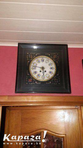 Ancienne horloge antiquités, Klokken, Evere   Kapaza.be