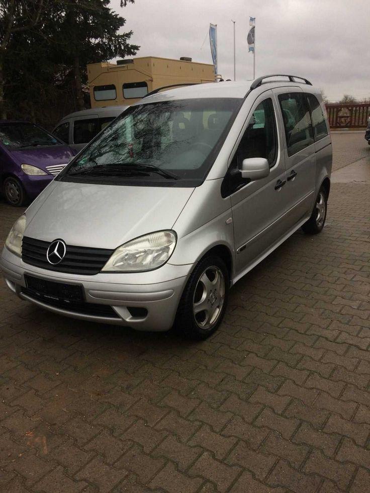Mercedes Benz VANEO