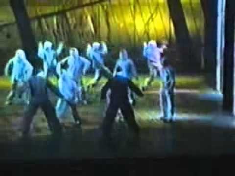 мюзикл Нотр Дам де Пари, русская версия - YouTube