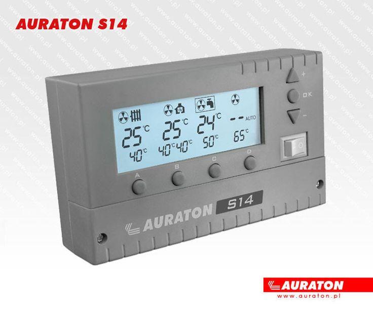 Controler pompa S14-Auraton – Panouri solare-fotovoltaice