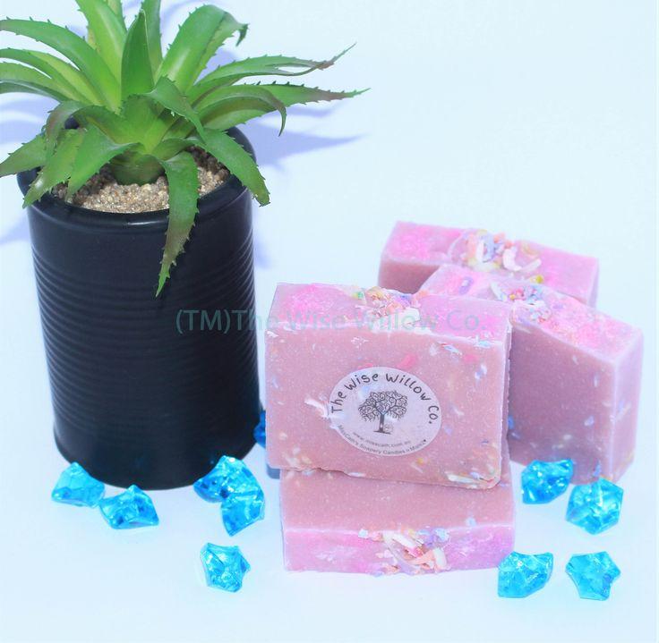 Cold Processed Gardenia Soap