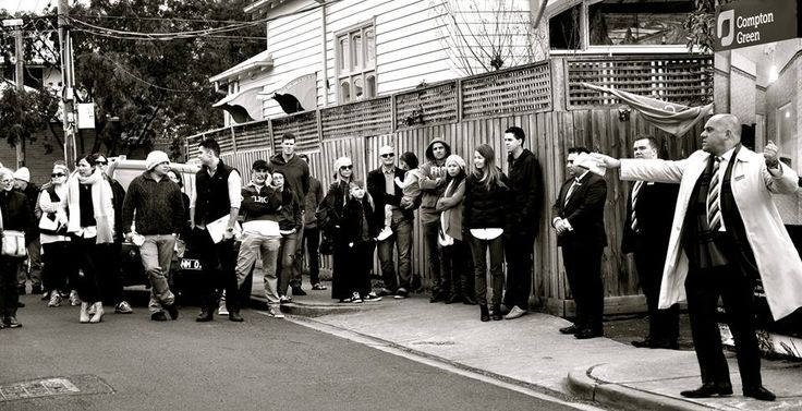 Auction action #WesternSuburbs#realestate
