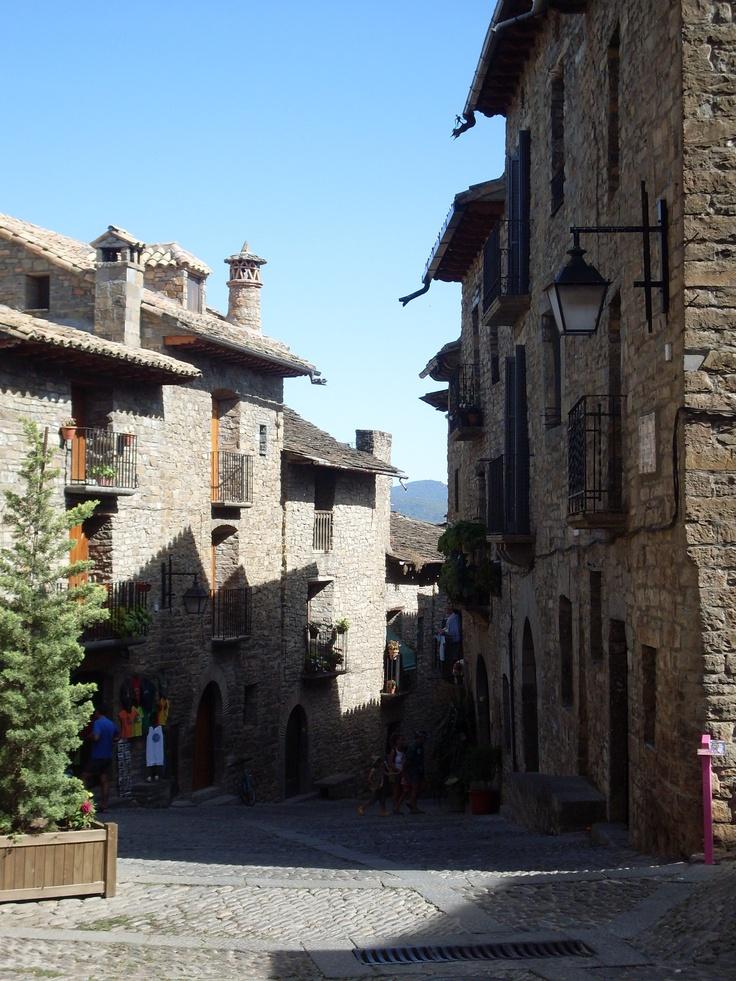 Ainsa, Huesca