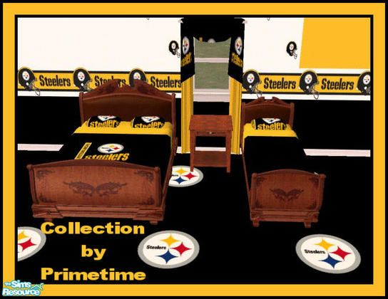 54 Best Images About Pittsburgh Steelers Bedroom Decor On