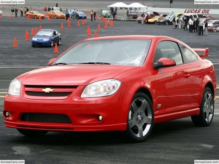Chevrolet Cobalt SS Supercharged Coupe (2005)