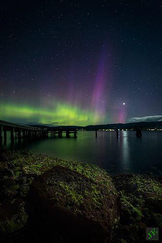 Aurora Australis...