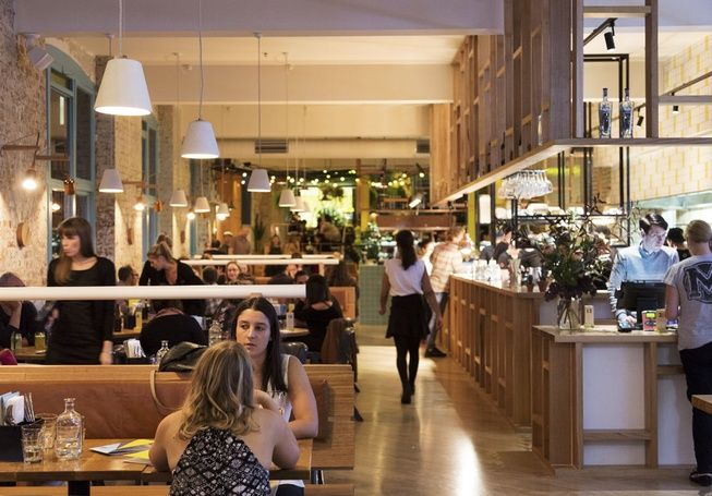 Cafes, Restaurants and Bars Open on Anzac Day 2014 - Food & Drink - Broadsheet Melbourne: Restaurant Bar, Interiors Deco, Food And Drink, Restaurants Deco, Flinders Lane, Broadsheet Melbourne, Bar Open, Restaurants Interiors, Cafes Interiors